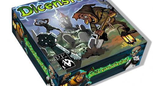 Return to Castle Dicenstein!