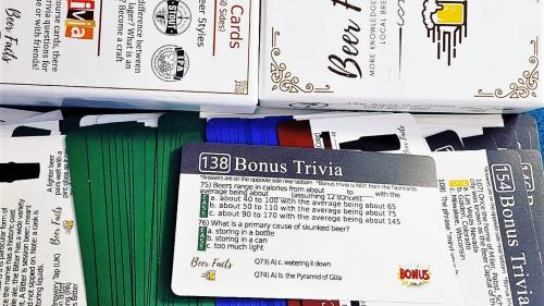 Beer Facts Trivia Game