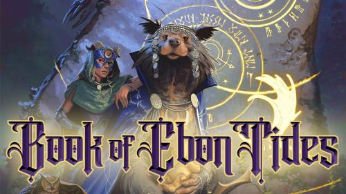 Book of Ebon Tides: 5th Edition enters the Plane of Shadow!