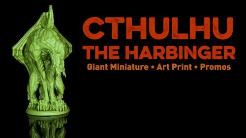 Cthulhu: The Harbinger
