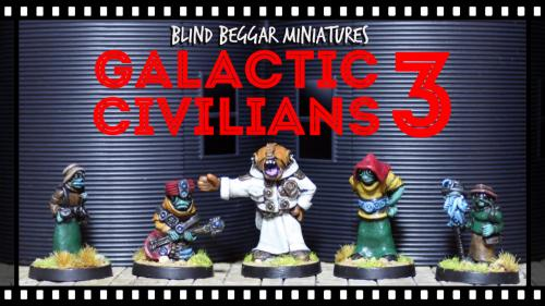 Galactic Civilians: 3