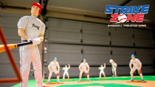 StrikeZone: Tabletop Baseball Game