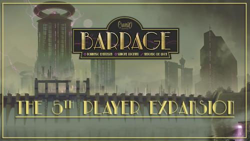 Barrage: The 5th Player Expansion