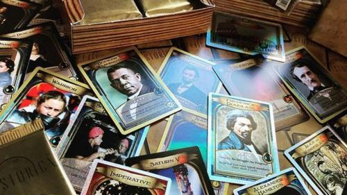 Historica: The Trading Card Game TCG