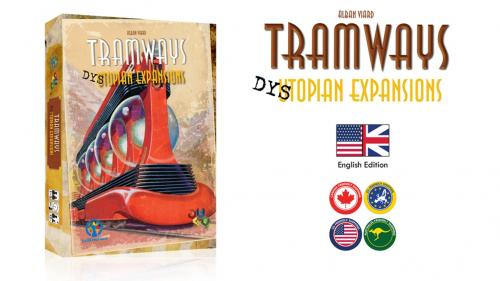 Tramways: The Dystopian Expansions