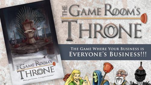 The Game Room s Throne