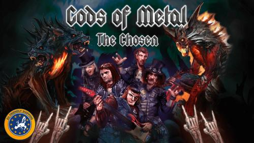 Gods of Metal: The Chosen Back on Tour!