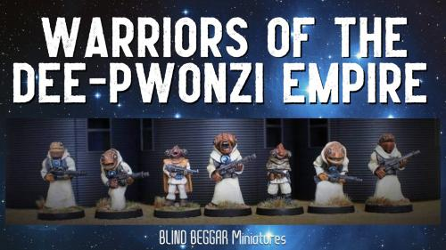 Warriors of the Dee-Pwonzi Empire