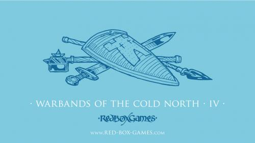 Warbands of the Cold North IV Red Box Games 28mm miniatures