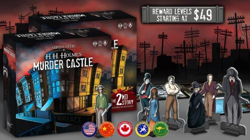 Crimes in History: H. H. Holmes  Murder Castle