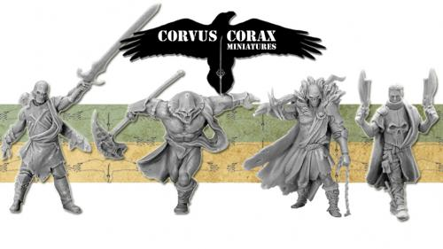 Corvus Corax Miniatures - Onwards