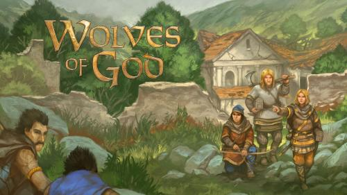 Wolves of God: Adventures in Dark Ages England