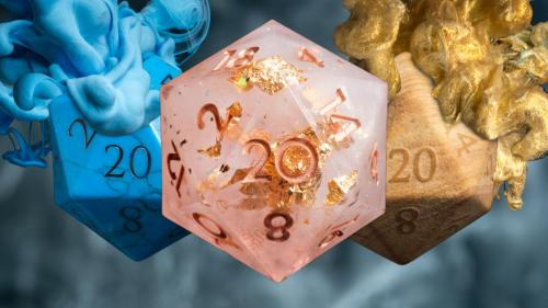 Dice By Wyrmwood & Dispel