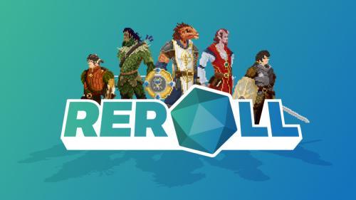 Reroll: Visual Character Sheet App for 5e DnD