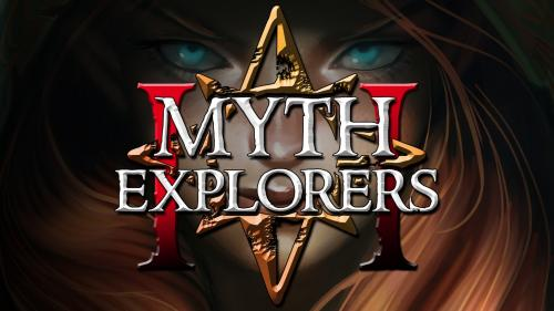 Mythexplorers II : RPG miniatures