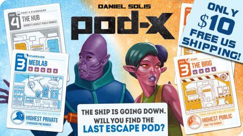 Pod-X by Daniel Solis