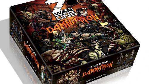 Z War One - Damnation