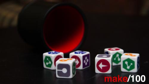 Deep Space D6 Dice Game System