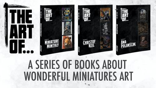 THE ART OF... Volumes 1-3