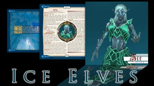 Ice Elves