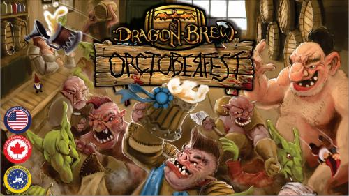 Dragon Brew: Orctoberfest
