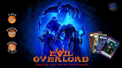 Evil Overlord: Take over the World within 10 minutes!