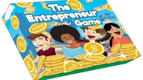 The Entrepreneur Board Game by EESpeaks
