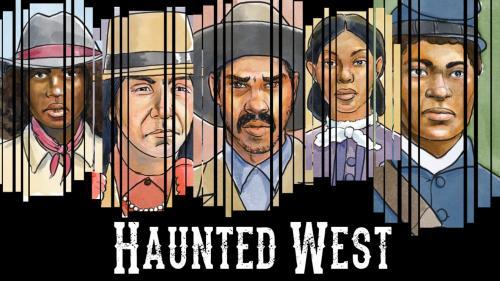 Haunted West, a Historical Weird West RPG Corebook
