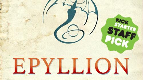 Epyllion, a Dragon Epic RPG