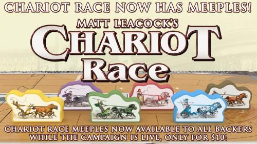 Matt Leacock s Chariot Race: A Perilous Contest In Antiquity
