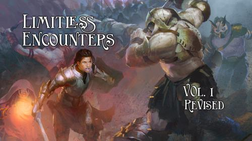 Limitless Encounters vol. 1 Revision (173 5E encounters)