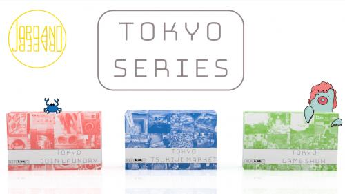 TOKYO SERIES TABLETOP GAMES