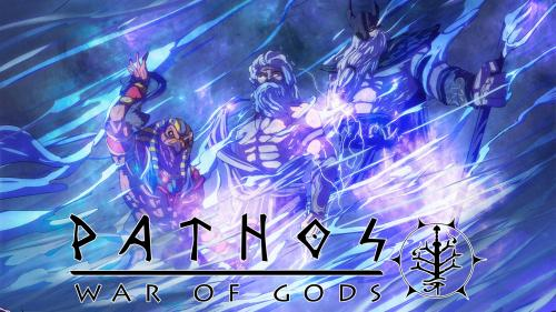 Pathos: War of Gods The Tabletop Roleplaying Game