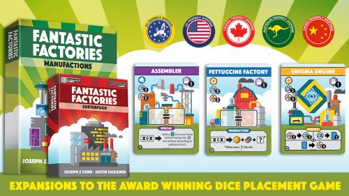 Fantastic Factories: Manufactions