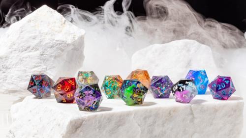 Wild Earth dice : The Cosmic Collection