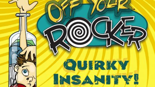 Off Your Rocker: The Party Game of Quirky Insanity!