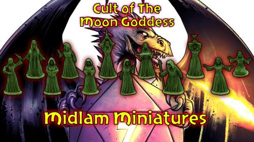 Cult of the Moon Goddess