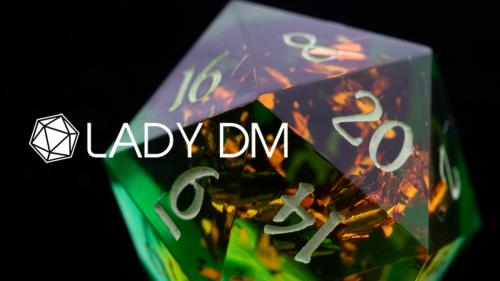 The Elemental Dice Collection by LadyDM