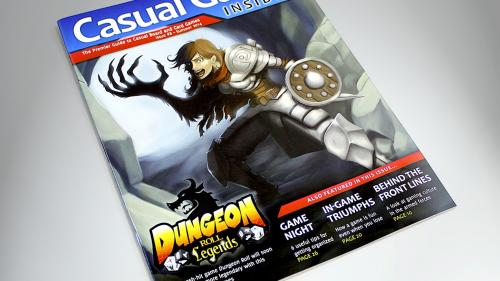 Casual Game Insider Magazine - Coming to Newsstands!