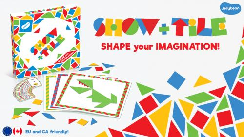 Show & Tile - a creative party game
