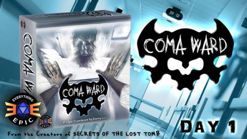 Coma Ward: The Horror Board Game