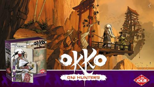 Okko - Oni Hunters