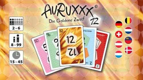 Kartenspiel AURUXXX Die Goldene 12