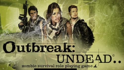 Outbreak: Undead - 2nd Edition Starter Kit