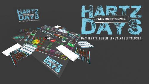 Hartz Days - Das Brettspiel