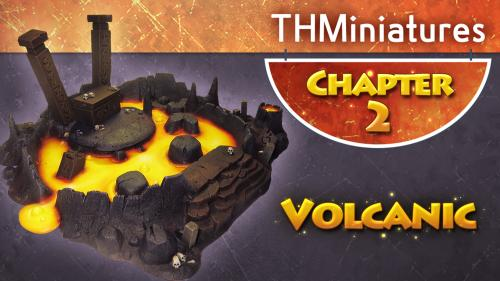 Miniature Scenery Terrain for Tabletop gaming & Wargames 2