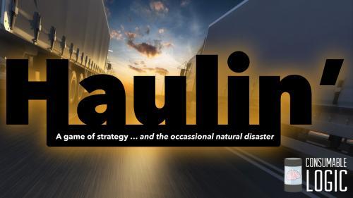 Haulin  First Edition