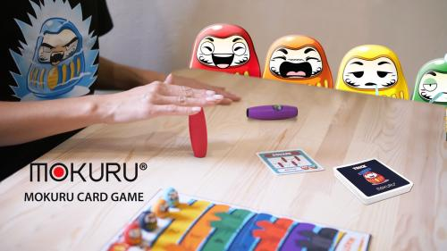 MOKURU CARD GAME by JF