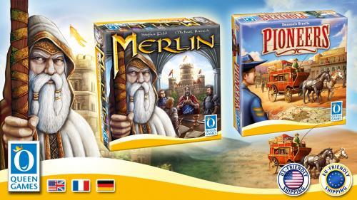 Merlin & Pioneers