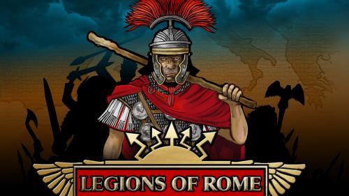 War & Empire II .....Legions of Rome
